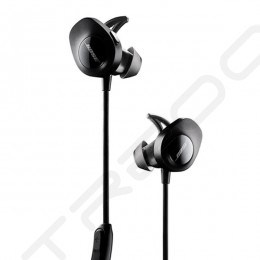 Bose SoundSport Wireless Bluetooth In-Ear Earphone with Mic - Black