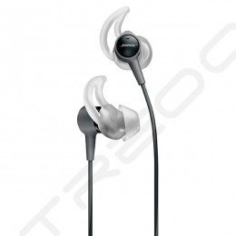 Bose SoundTrue Ultra In-Ear Earphone with Mic (for iPhone/iPod) - Charcoal Black