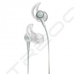 Bose SoundTrue Ultra In-Ear Earphone with Mic (for iPhone/iPod) - Frost White