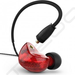 Brainwavz B400 4-Driver In-Ear Earphone - Cosmic Ruby