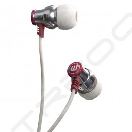 Brainwavz Delta In-Ear Earphone with Mic - Silver
