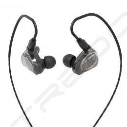 Brainwavz HEX 3-Driver In-Ear Earphone - Black