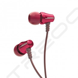 Brainwavz Jive In-Ear Earphone with Mic - Blood Red