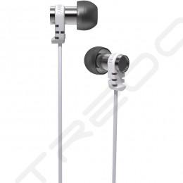 Brainwavz Omega In-Ear Earphone with Mic - White