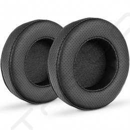 Brainwavz Perforated PU Leather XL Round Replacement Earpads - Black