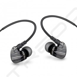 Brainwavz XFit XF-200 In-Ear Earphone with Mic - Black