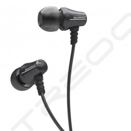 Brainwavz Jive In-Ear Earphone with Mic - Black
