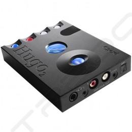 Chord Hugo 2 Portable Headphone Amplifier & USB DAC - Satin Black