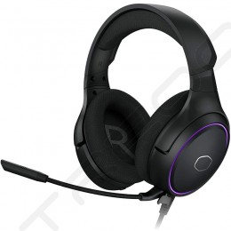 Cooler Master MH650 USB Over-the-Ear Gaming Headset with Mic