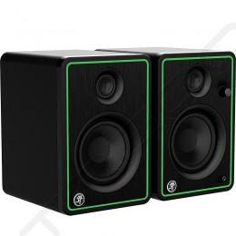 Mackie CR4-XBT Wireless Bluetooth Desktop Bookshelf Speakers