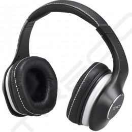 Denon AH-D600 Over-the-Ear Headphone with Mic
