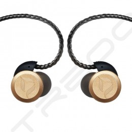 DITA Awesome Truth In-Ear Earphone - Gold