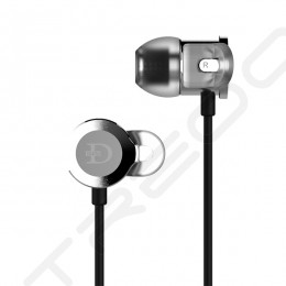 DUNU DN-2000J 3-Driver Hybrid In-Ear Earphone - Silver