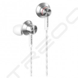 Onkyo E700BT Wireless Bluetooth In-Ear Earphone with Mic - White