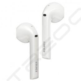 Edifier TWS200 True Wireless Bluetooth In-Ear Earphone with Mic -  White