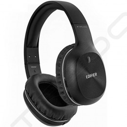 Edifier W800BT Wireless Bluetooth Over-the-Ear Headphone with Mic - Black