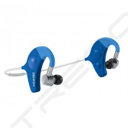 Denon AH-W150 Wireless Bluetooth Neckband In-ear Earphone with Mic - Blue