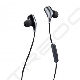 Nakamichi Elite X1 Wireless Bluetooth In-Ear Earphone with Mic - Black