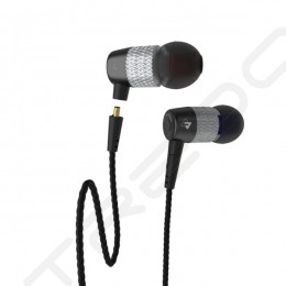 Fischer Audio Dubliz Enhanced FE-511 2-Driver In-Ear Earphone with Mic