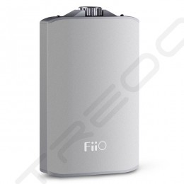 FiiO A3 Portable Headphone Amplifier - Silver (EX-DEMO)