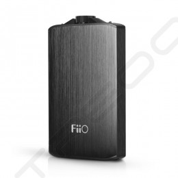 FiiO A3 Portable Headphone Amplifier - Black