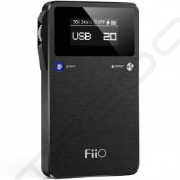 FiiO E17K ALPEN 2 Portable Headphone Amplifier & USB DAC