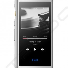 FiiO M9 Digital Audio Player - Silver