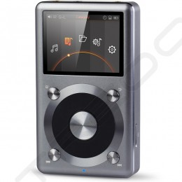FiiO X3 II Digital Audio Player - Titanium (EX-DEMO)