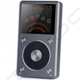 FiiO X5 II Digital Audio Player - Titanium