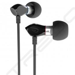 Fischer Audio Gryphon In-Ear Earphone with Mic - Black