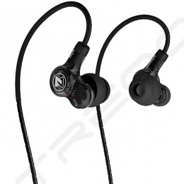 Fischer Audio FE-351 Omega Twin 2-Driver In-Ear Earphone with Mic