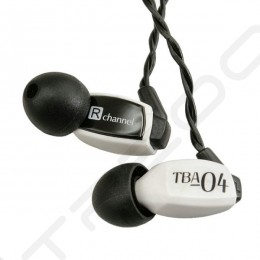 Fischer Audio TBA-04 3-Driver In-Ear Earphone