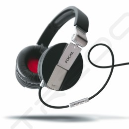 Focal Spirit One Over-the-Ear Headphone with Mic - Black