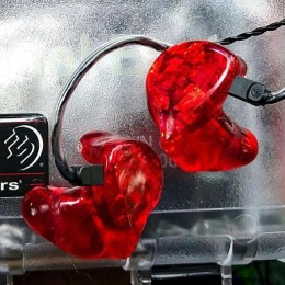 Future Sonics MG5 HX™ 10mm Custom In-Ear Monitor