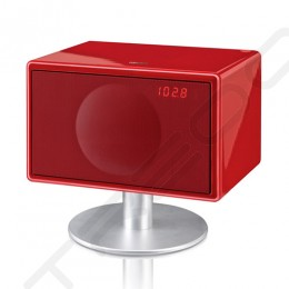 Geneva Sound System Model S Wireless Bluetooth Speaker System - Gloss Red