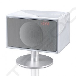 Geneva Sound System Model S Wireless Bluetooth Speaker System - Gloss White