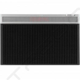 Geneva Touring L Wireless Bluetooth Portable Speaker System with FM Radio/DAB+ - Black