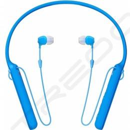 Sony WI-C400 Wireless Bluetooth Neckband In-Ear Earphone with Microphone - Blue