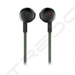 JBL TUNE 205BT (T205BT) Wireless Bluetooth In-Ear Earphone with Mic - Green