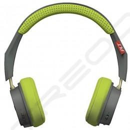 Plantronics BackBeat 505 Wireless Bluetooth On-Ear Headphone with Mic - Grey