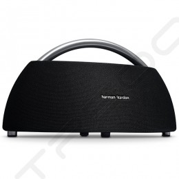 Harman Kardon Go + Play Wireless Bluetooth Speaker with Mic - Black