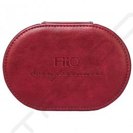 FiiO HB3 Leather Earphone Case - Red