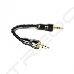 Heir Audio Magnus 1-IC 3.5mm to 3.5mm SPC Custom Interconnect Cable