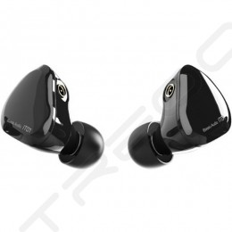 iBasso IT01 In-Ear Earphone - Black