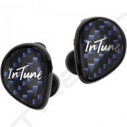 iBasso IT04 4-Driver Hybrid In-Ear Earphone - Blue