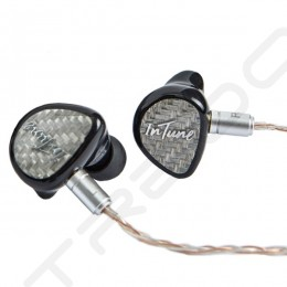 iBasso IT04 4-Driver Hybrid In-Ear Earphone - Silver