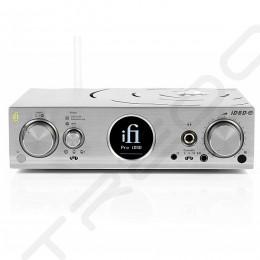 iFi Pro iDSD 4.4mm WiFi/Ethernet Network Music Streamer, Desktop Tube/Solid State Headphone Amplifier & USB DAC