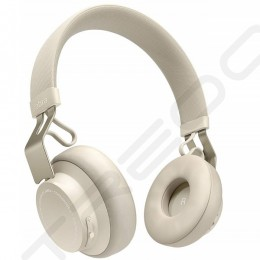 Jabra Move Style Edition Wireless Bluetooth Over-the-Ear Headphone with Mic - Gold Beige