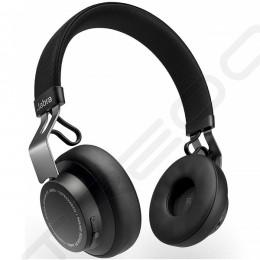 Jabra Move Style Edition Wireless Bluetooth Over-the-Ear Headphone with Mic - Titanium Black