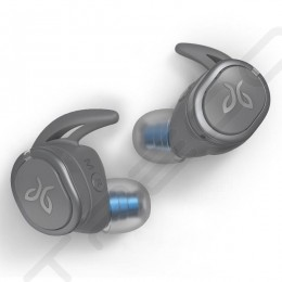 Jaybird RUN XT Waterproof True Wireless Bluetooth In-Ear Earphone with Mic - Storm Grey